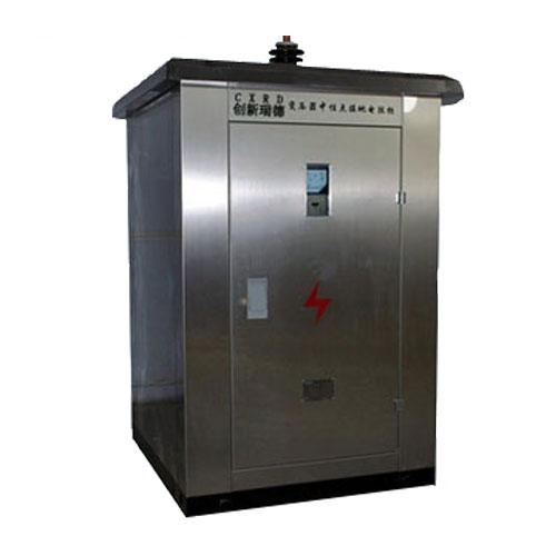 CXRD-BZ系列变压器中性点接地电阻柜