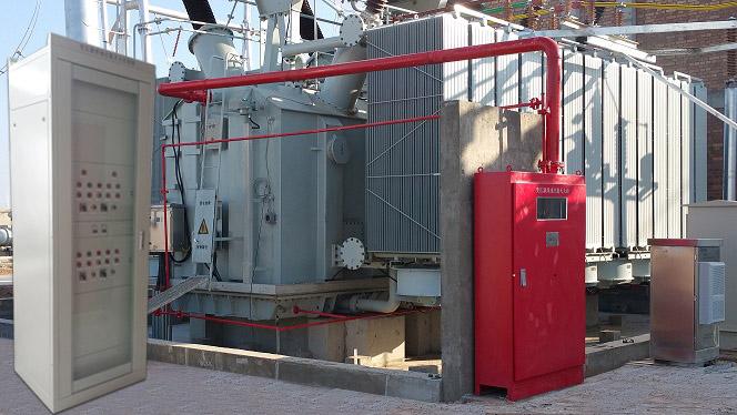 变压器排油注氮灭火装置现场售后安装