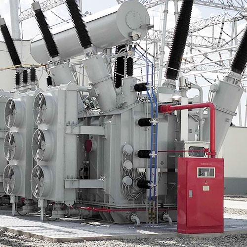 变压器排油注氮灭火装置